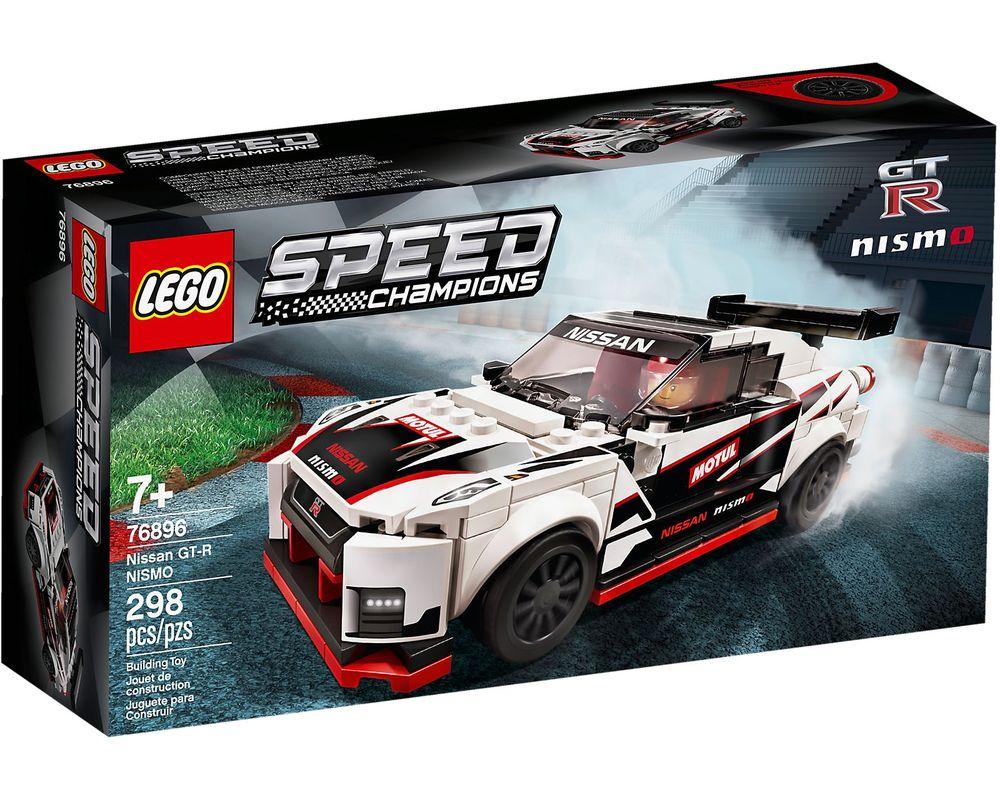 LEGO Set 76896-1 Nissan GT-R NISMO