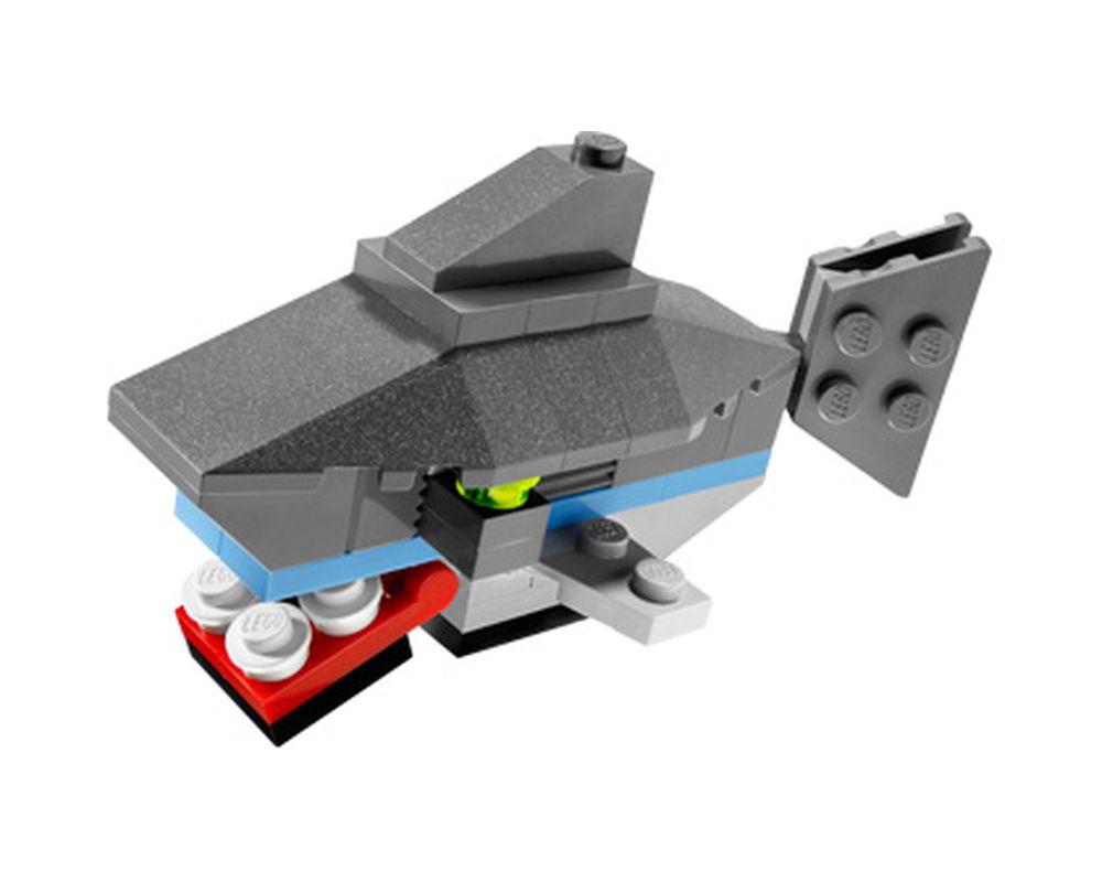 LEGO Set 7805-1 Shark (LEGO - Model)