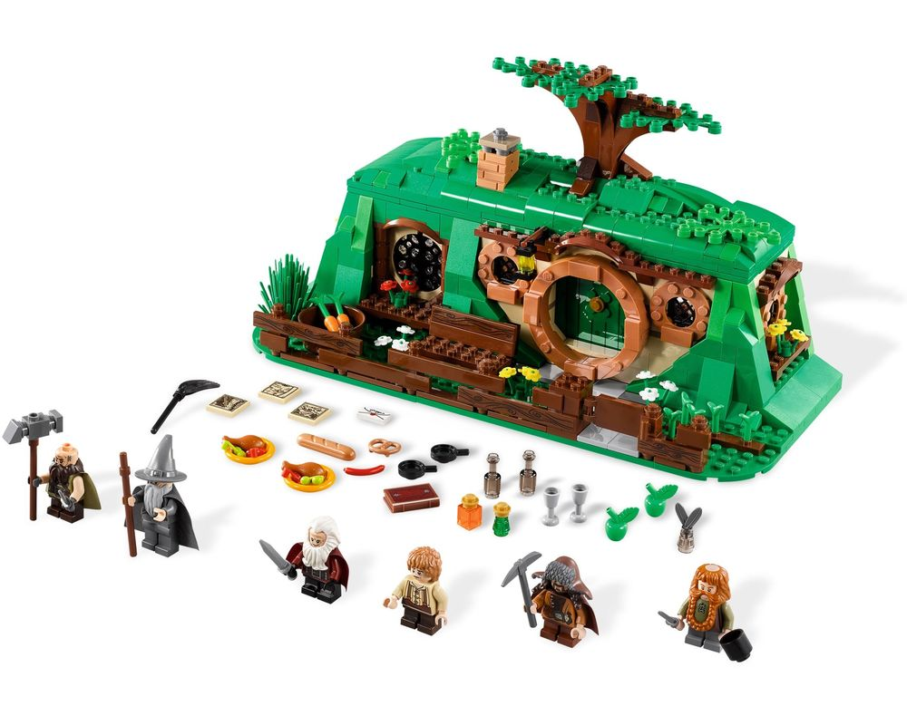 LEGO Set 79003-1 An Unexpected Gathering (LEGO - Model)