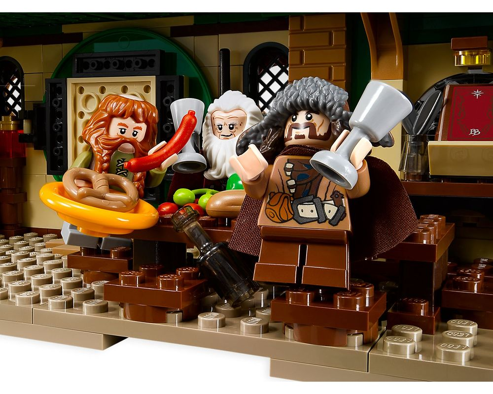 LEGO Set 79003-1 An Unexpected Gathering