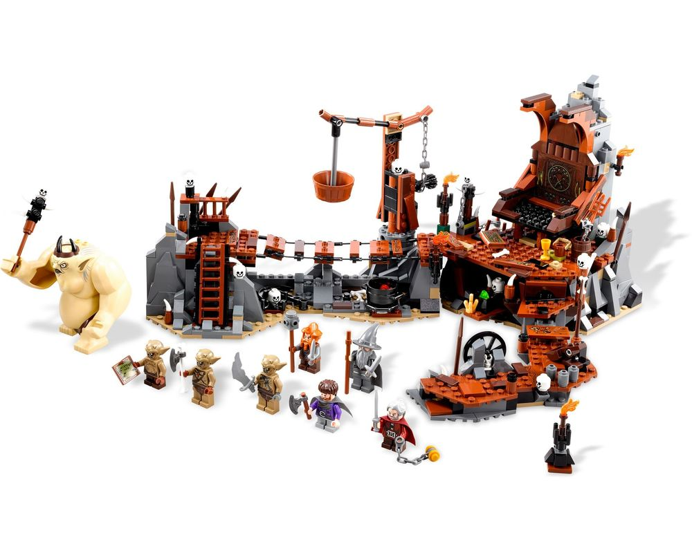 LEGO Set 79010-1 The Goblin King Battle (LEGO - Model)