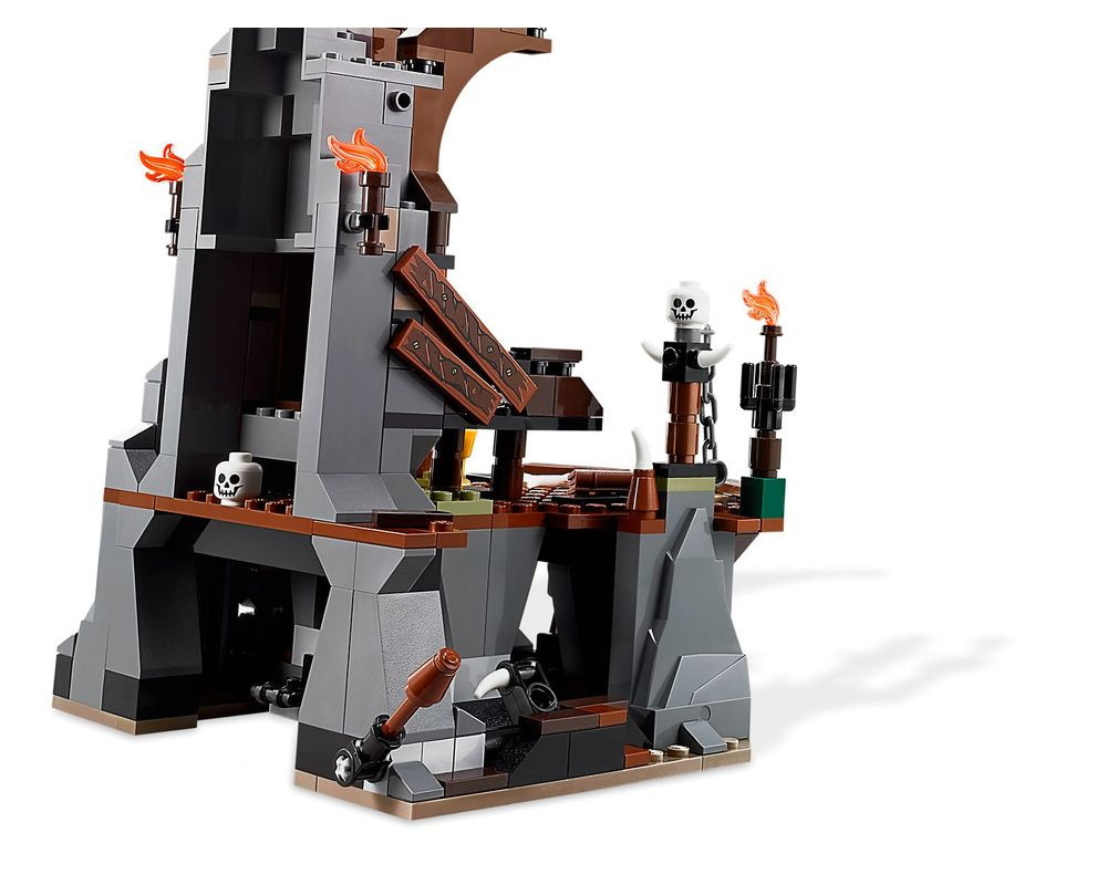 LEGO Set 79010-1 The Goblin King Battle