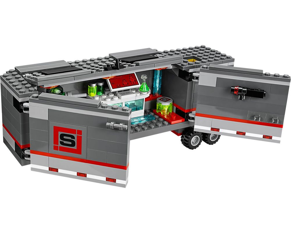 LEGO Set 79116-1 Big Rig Snow Getaway