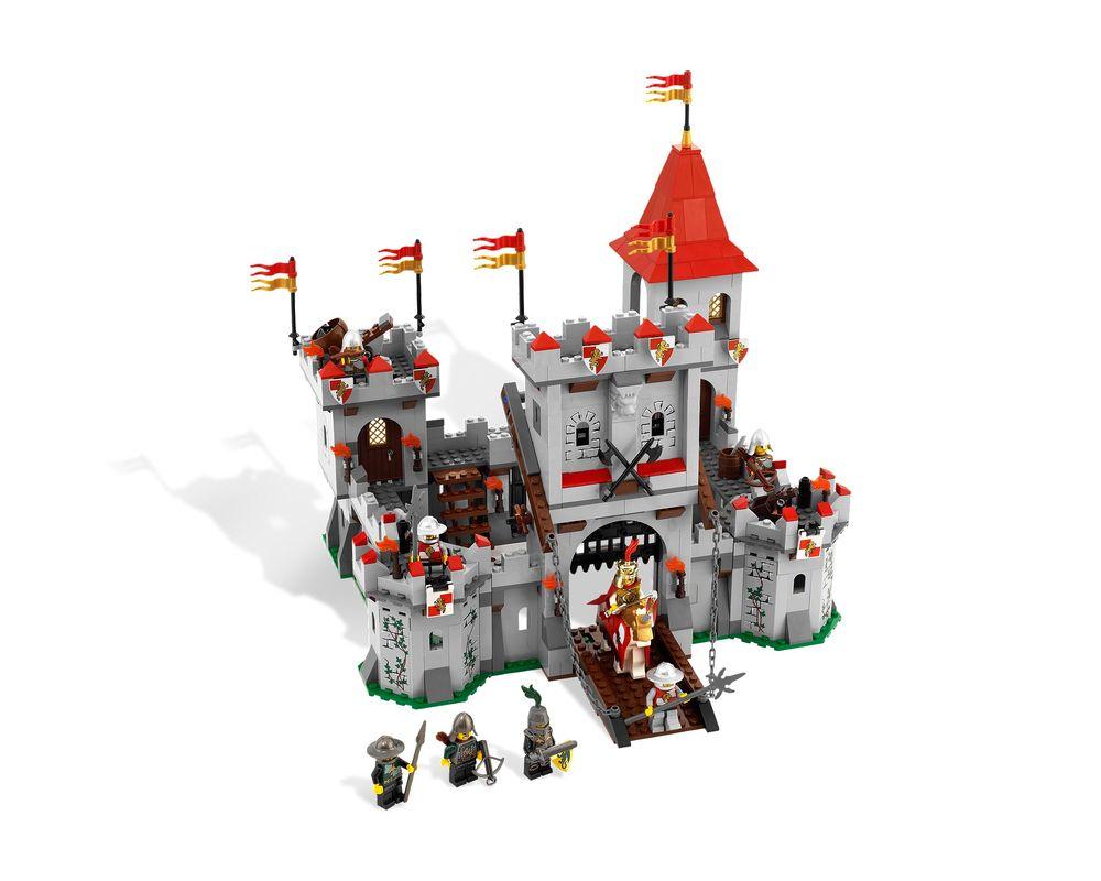 LEGO Set 7946-1 King's Castle (LEGO - Model)