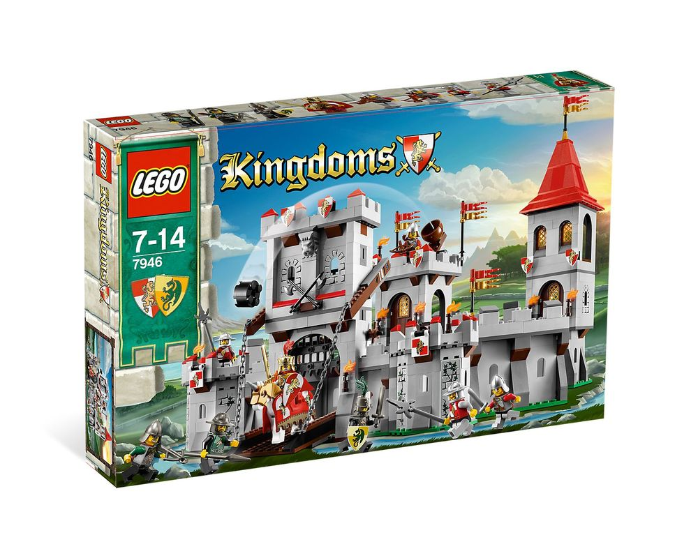 LEGO Set 7946-1 King's Castle