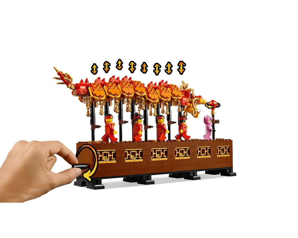 LEGO Set 80102-1 Dragon Dance