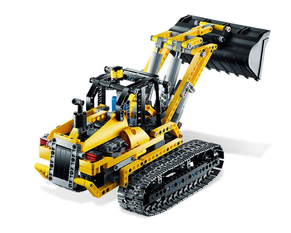 LEGO Set 8043-1 Motorized Excavator