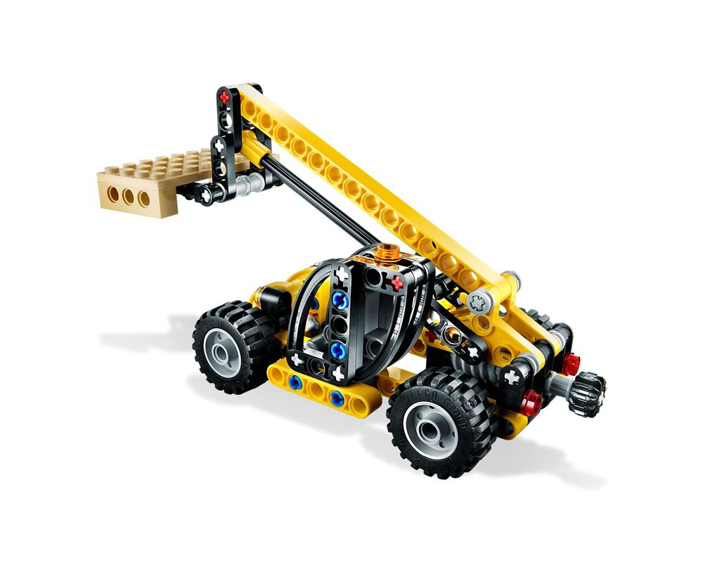 LEGO Set 8045-1 Mini Telehandler