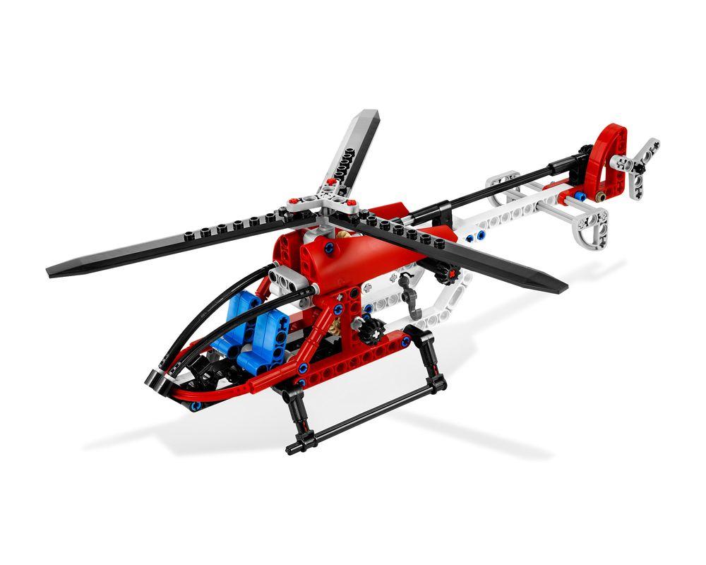LEGO Set 8046-1 Helicopter (LEGO - Model)