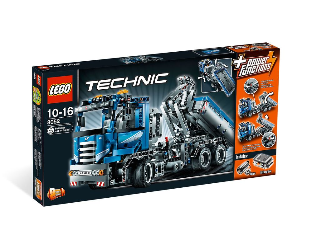LEGO Set 8052-1 Container Truck