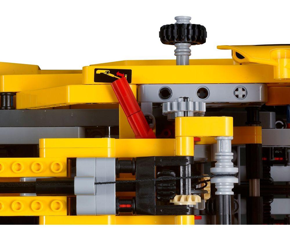 LEGO Set 8053-1 Mobile Crane