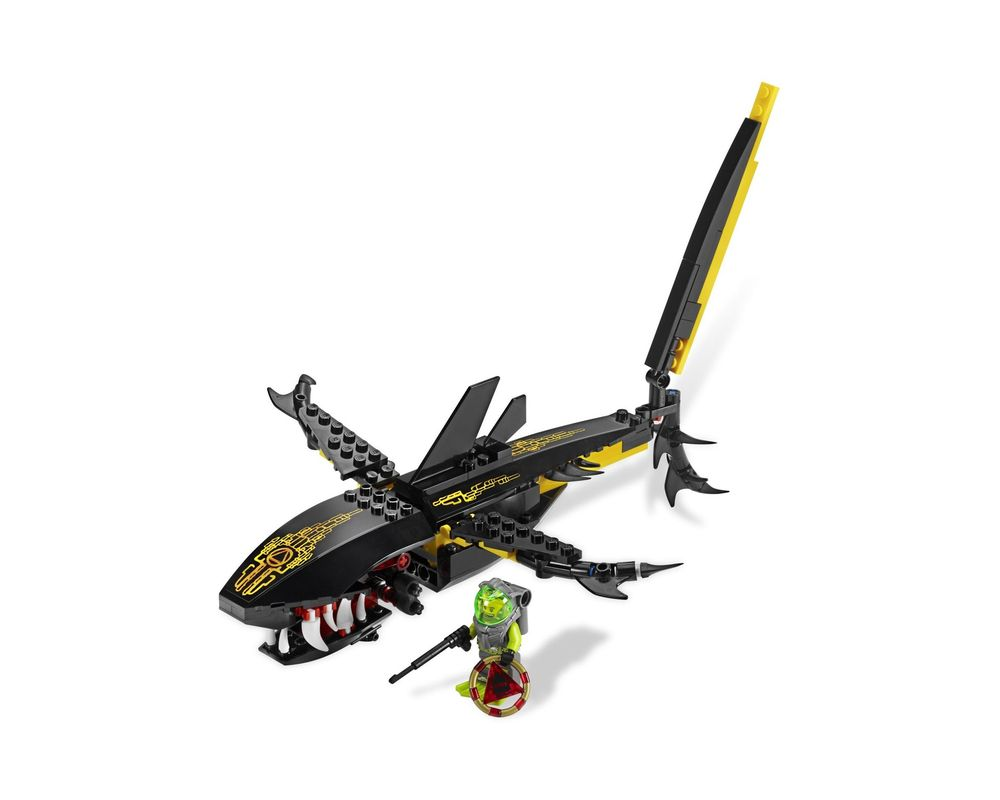 LEGO Set 8058-1 Guardian of the Deep (LEGO - Model)