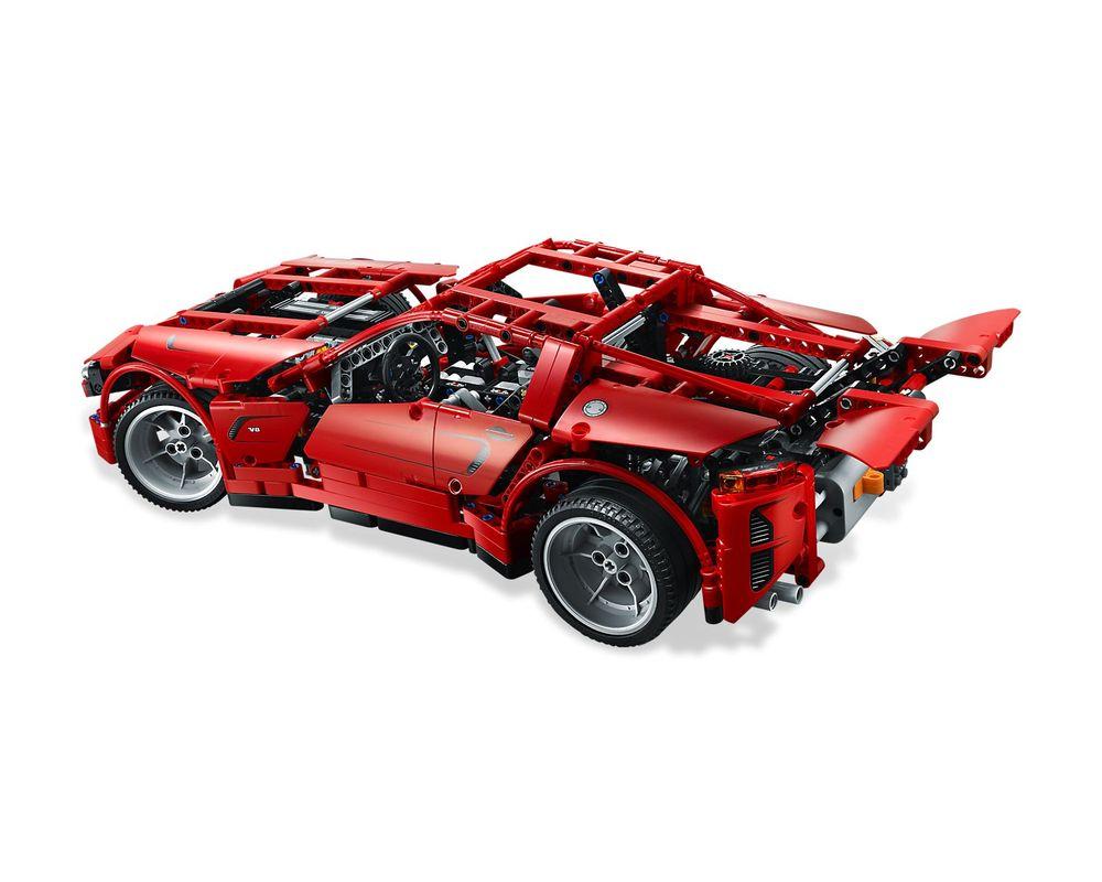 LEGO Set 8070-1 Supercar
