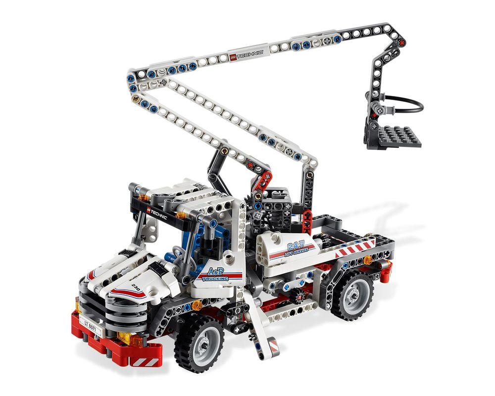 LEGO Set 8071-1 Lift Truck