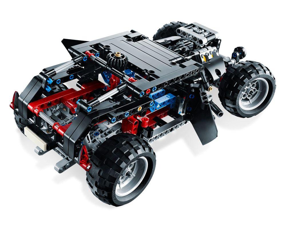 LEGO Set 8081-1 Extreme Cruiser