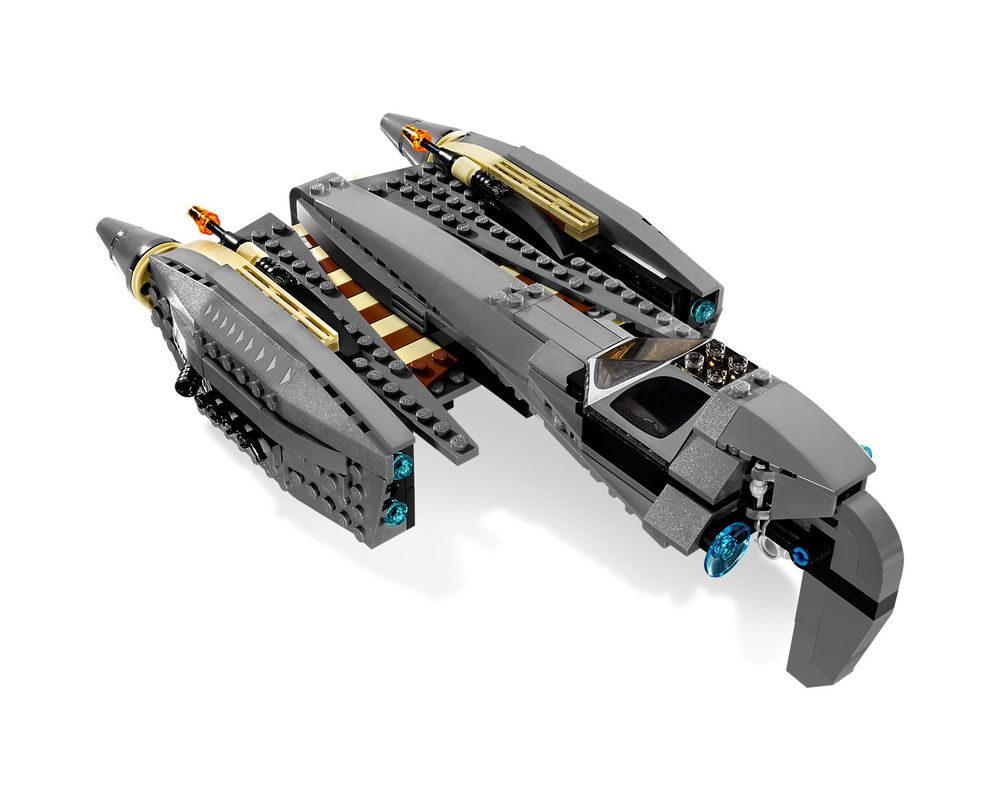 LEGO Set 8095-1 General Grievous' Starfighter