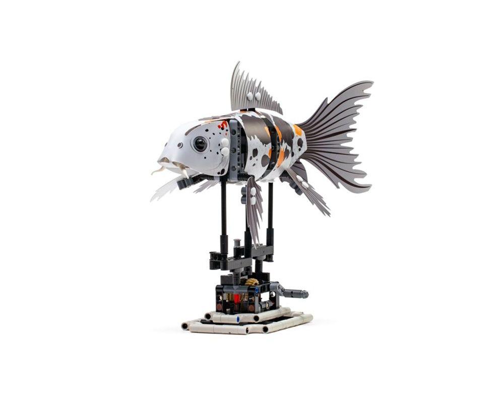 LEGO Set 81000-1 Koi (Model - A-Model)