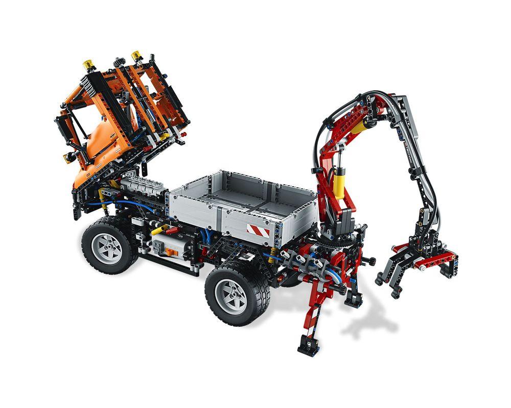 LEGO Set 8110-1 Unimog U400