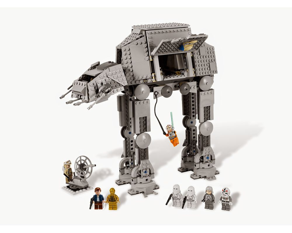 LEGO Set 8129-1 AT-AT Walker (LEGO - Model)