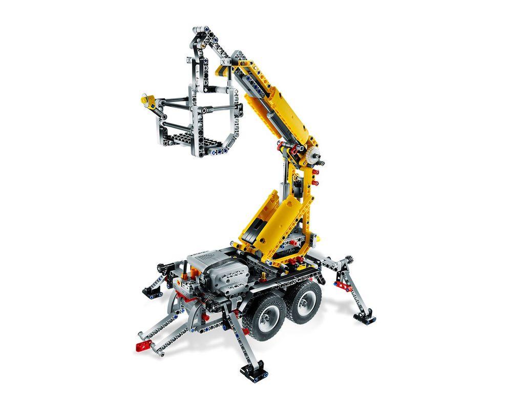 LEGO Set 8258-1 Crane Truck