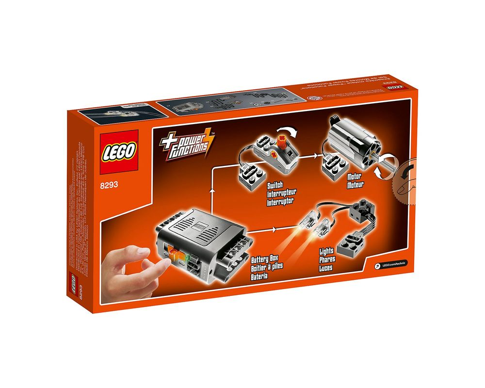 LEGO Set 8293-1 Power Functions Motor Set