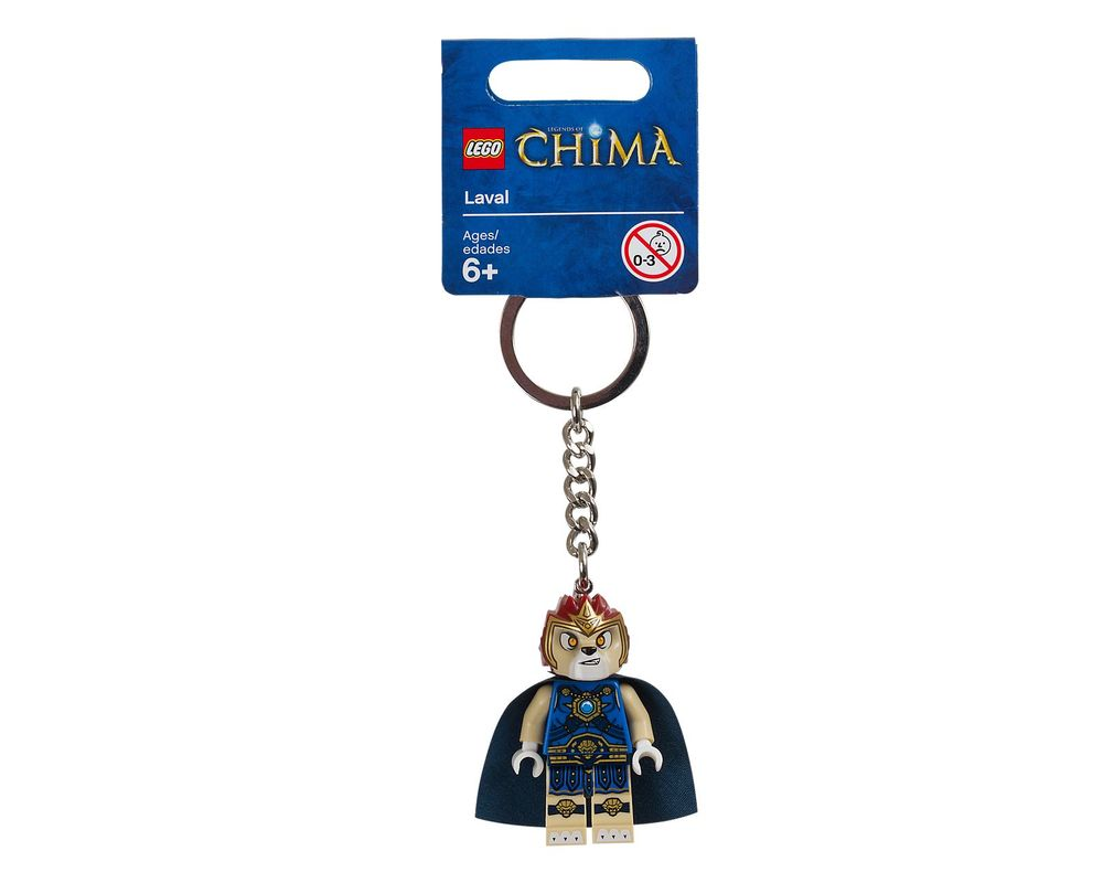 LEGO Set 850608-1 Laval Key Chain