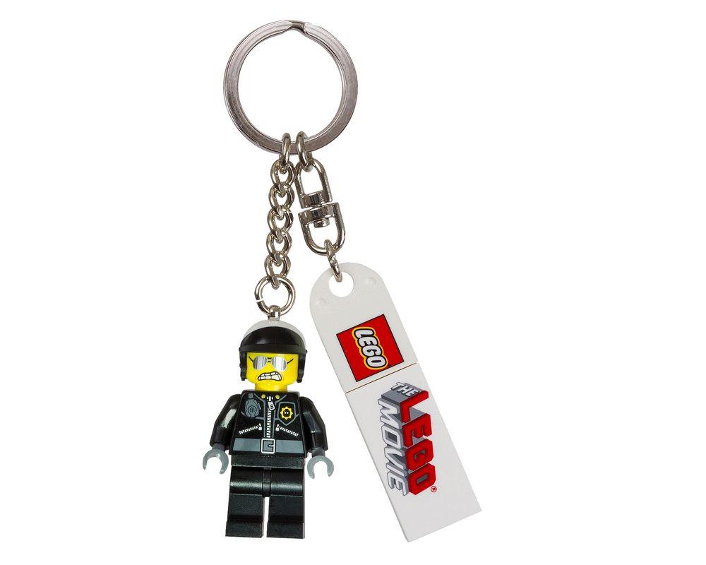 LEGO Set 850896-1 Bad Cop Key Chain (Model - A-Model)