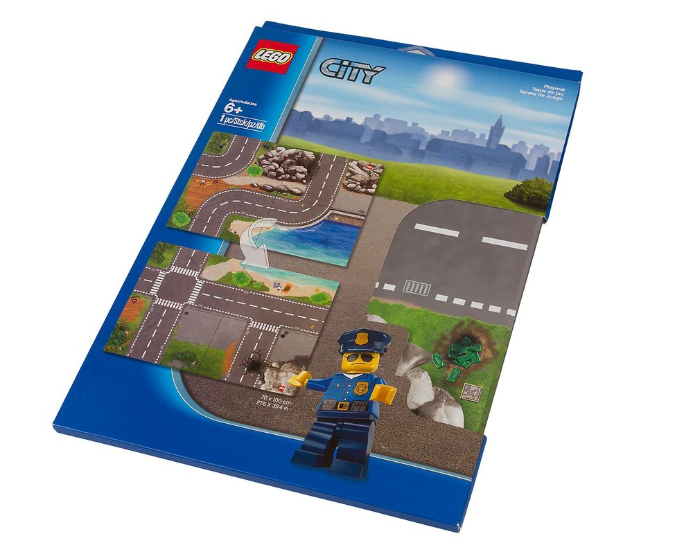 LEGO Set 850929-1 City Playmat