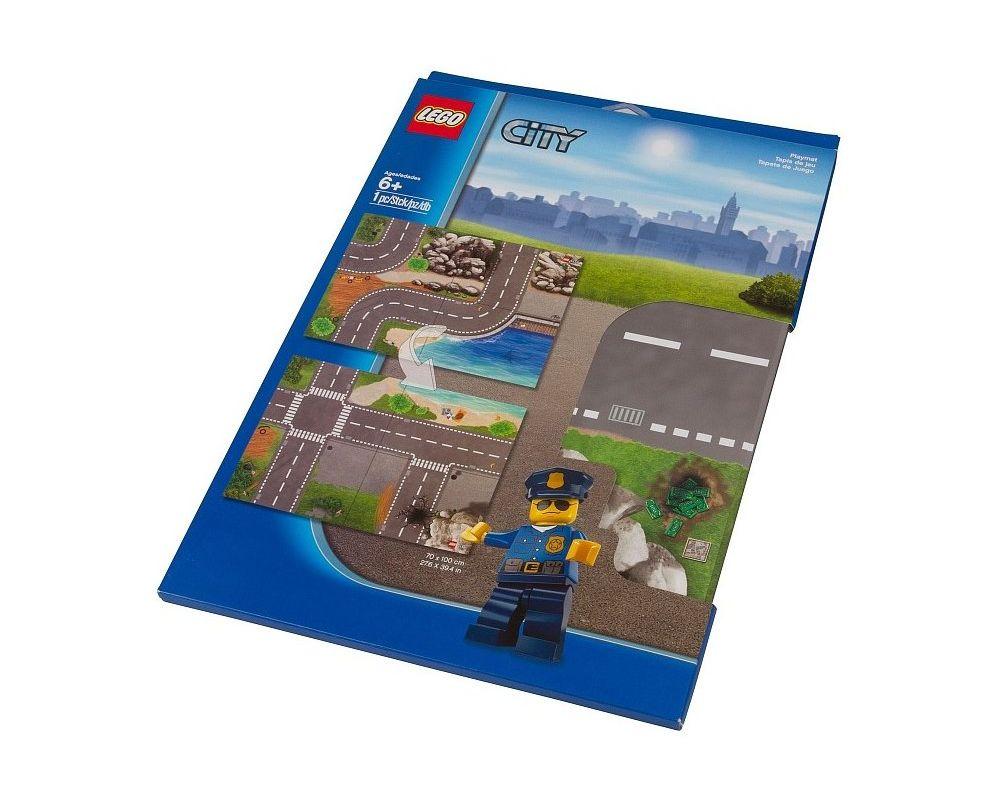 LEGO Set 850929-1 City Playmat (Model - A-Model)