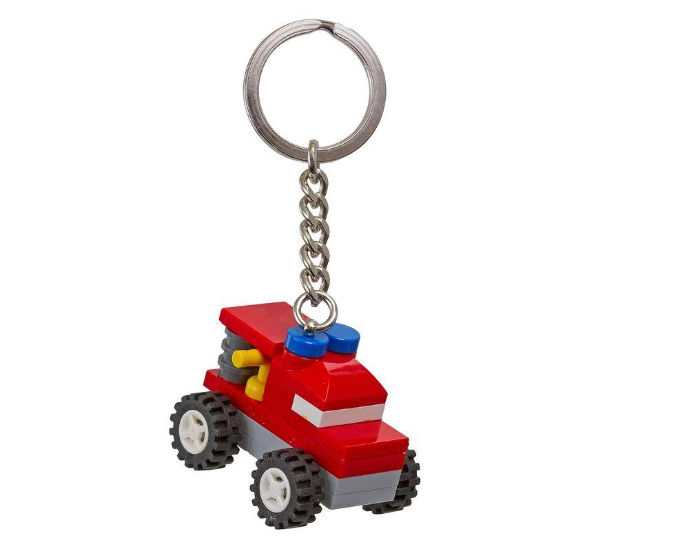 LEGO Set 850952-1 Classic Firetruck Bag Charm (Model - A-Model)