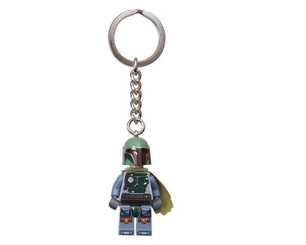 LEGO Set 850998-1 Boba Fett Key Chain (Model - A-Model)