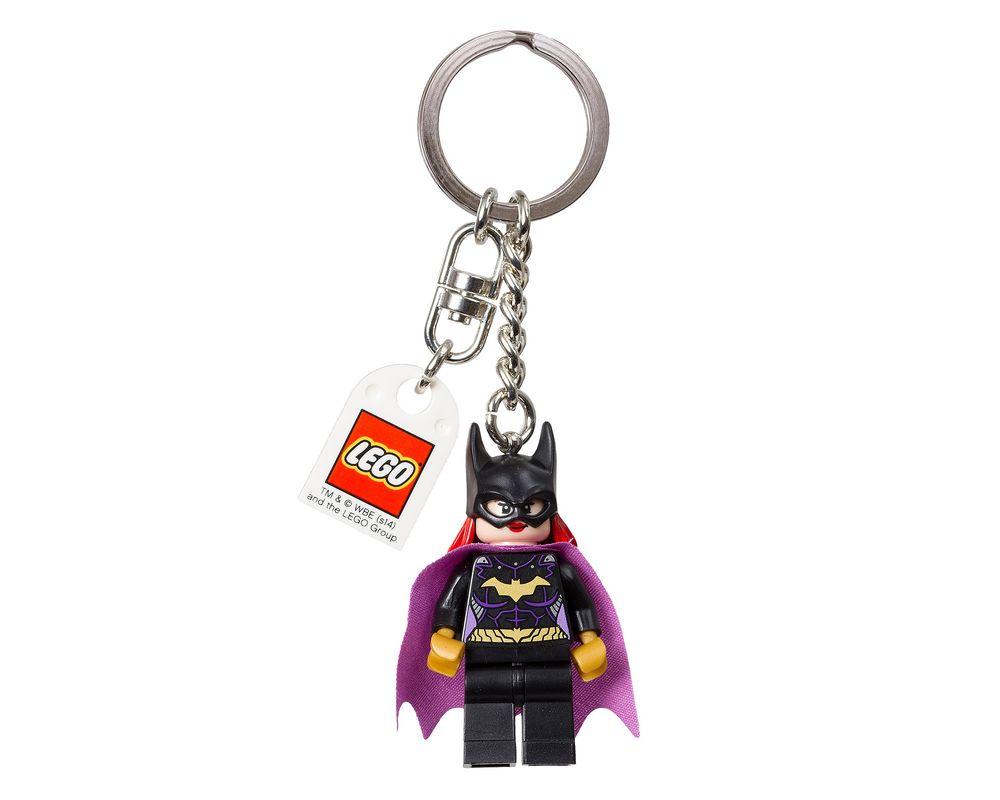 LEGO Set 851005-1 Batgirl Key Chain (Model - A-Model)