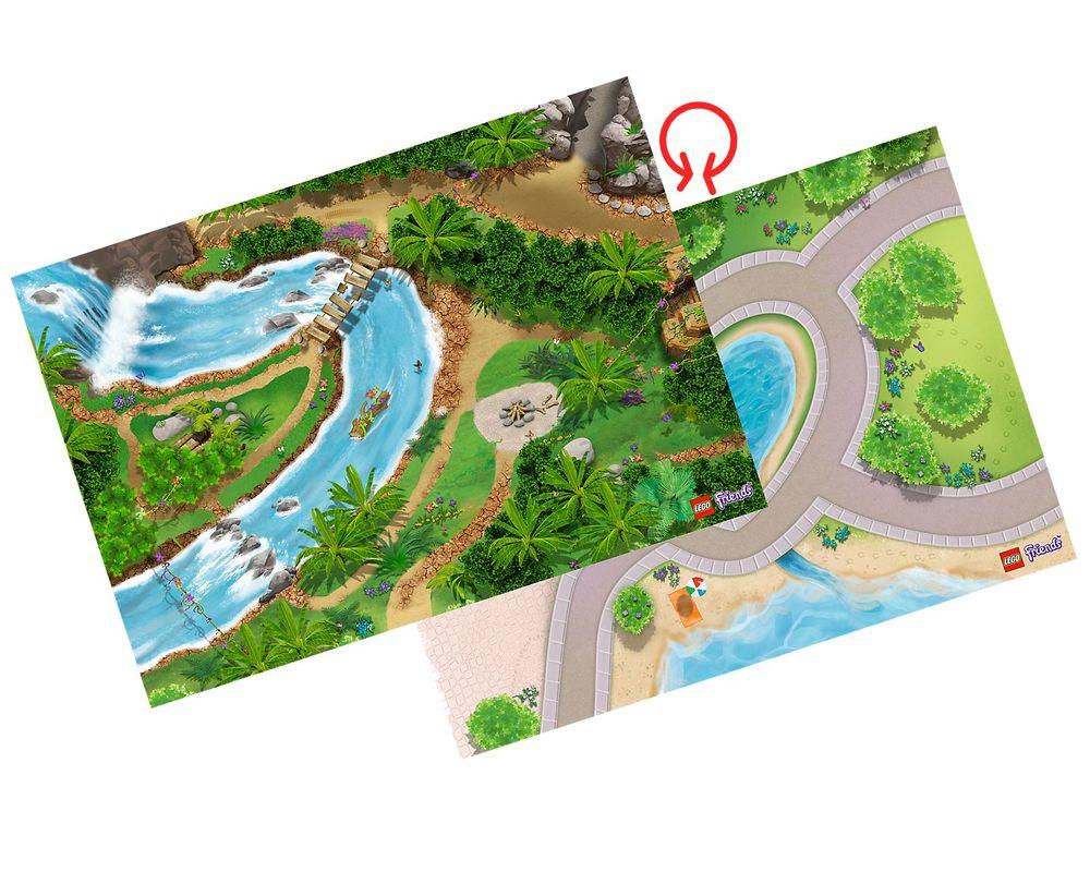 LEGO Set 851325-1 Jungle Playmat