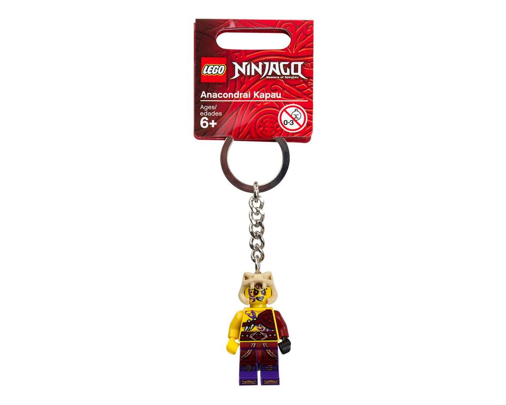 LEGO Set 851353-1 Anacondrai Kapau Key Chain