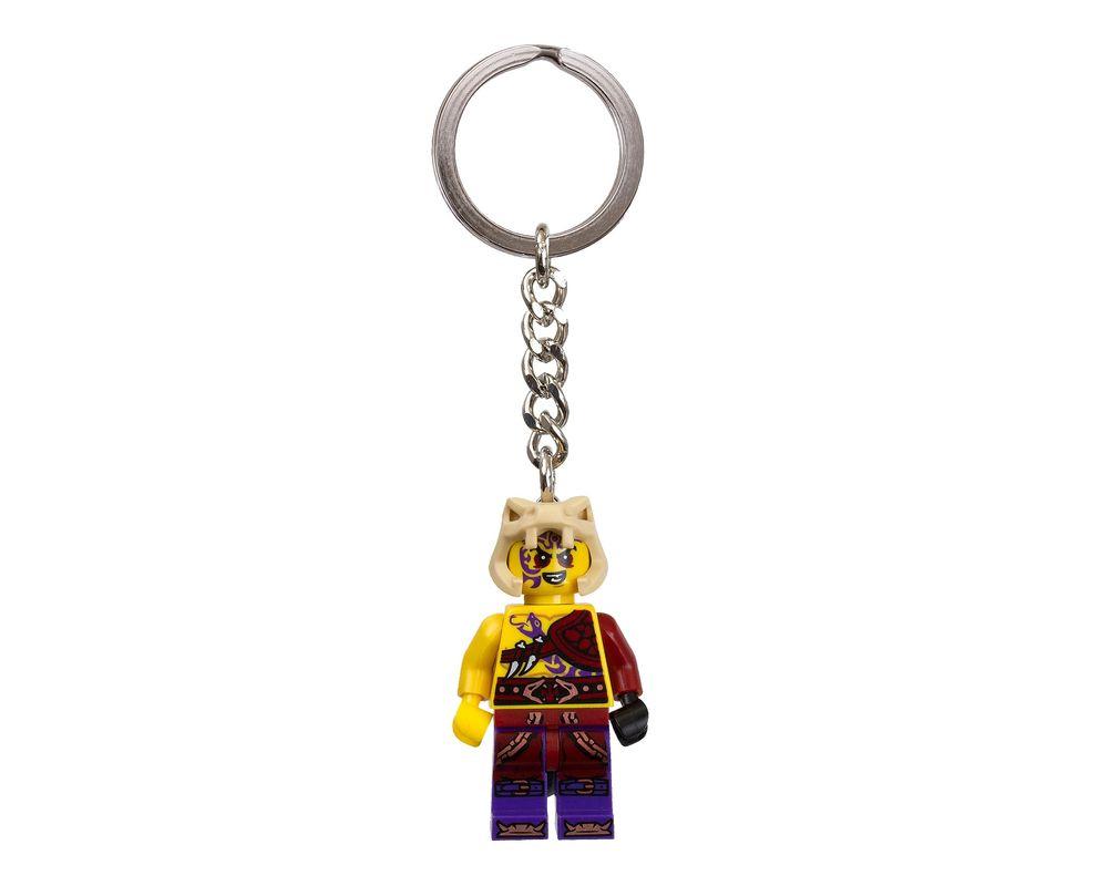 LEGO Set 851353-1 Anacondrai Kapau Key Chain (LEGO - Model)