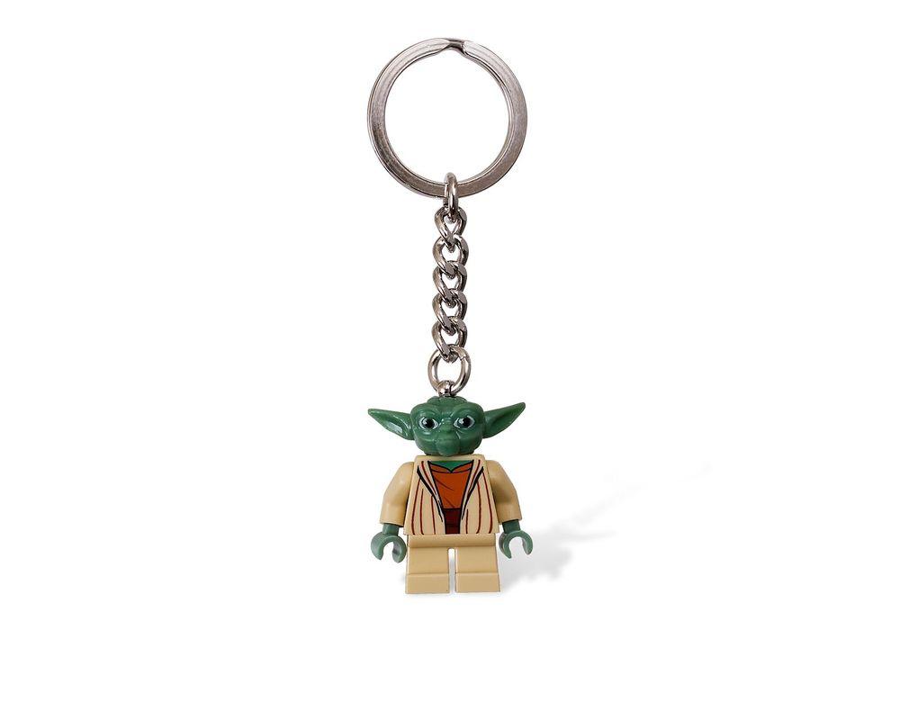 LEGO Set 852550-1 Yoda Key Chain