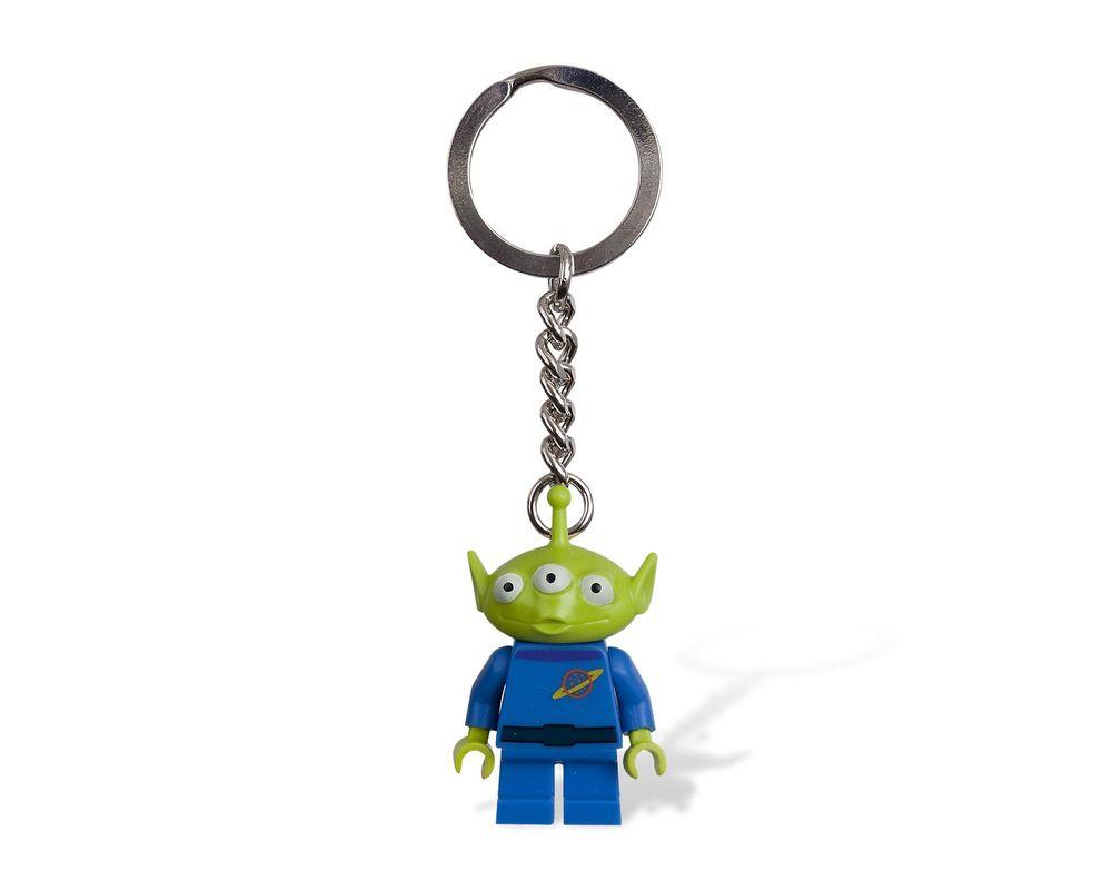 LEGO Set 852950-1 Alien Key Chain