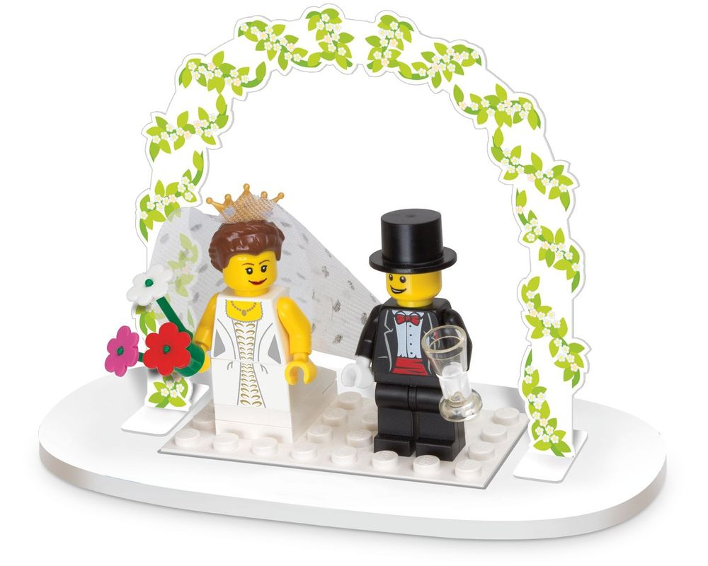 LEGO Set 853340-1 Minifigure Wedding Favor Set (LEGO - Model)