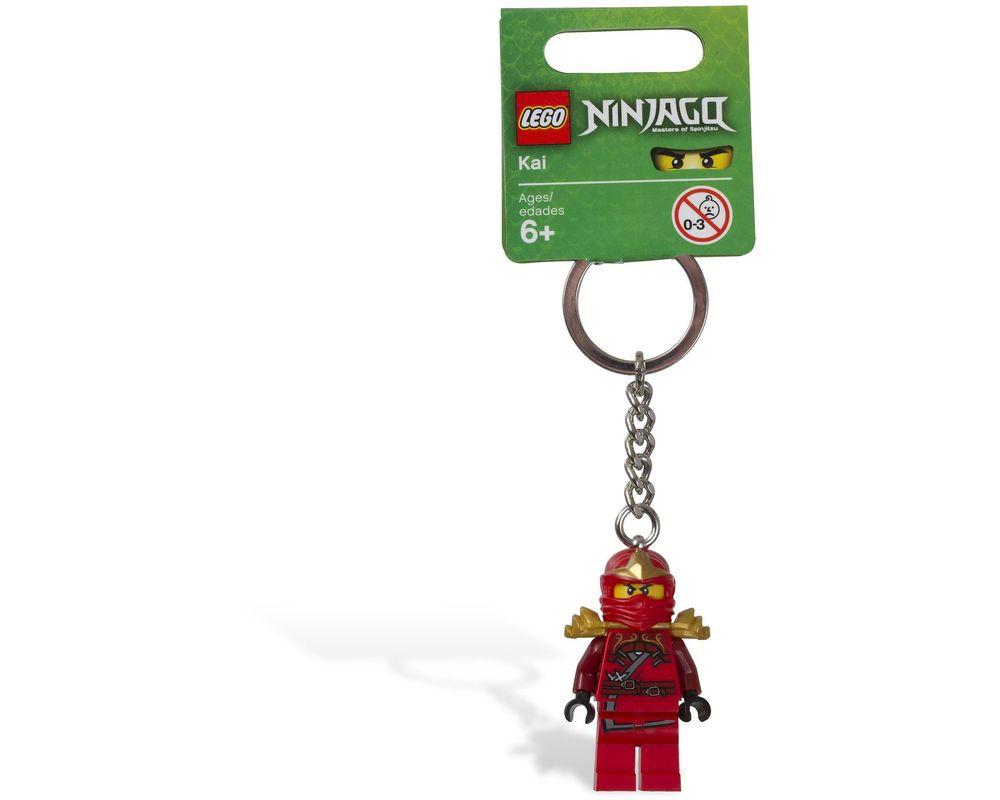LEGO Set 853401-1 Kai Key Chain (2012 Gear > Key Chain) | Rebrickable -  Build with LEGO