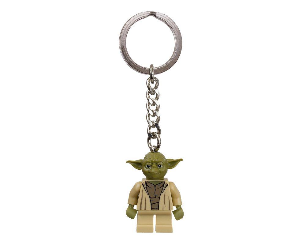 LEGO Set 853449-1 Yoda Key Chain (LEGO - Model)