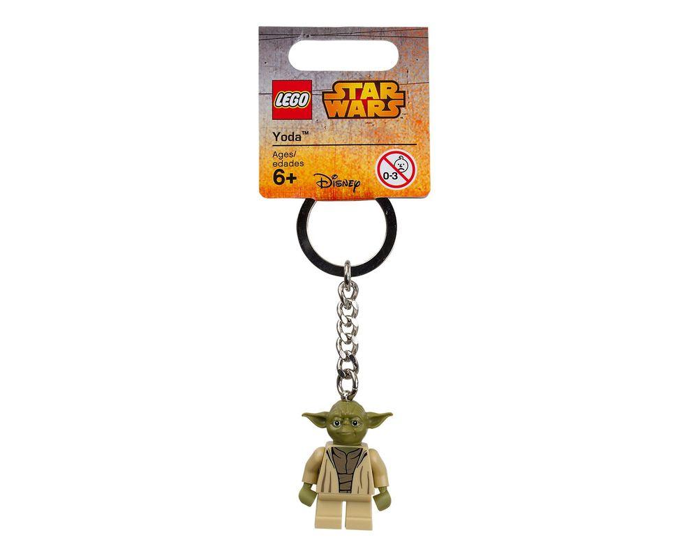 LEGO Set 853449-1 Yoda Key Chain