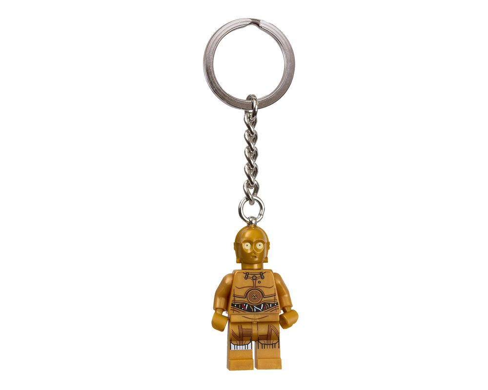 LEGO Set 853471-1 C-3PO Key Chain (LEGO - Model)