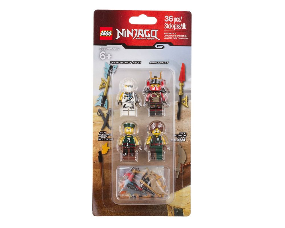 LEGO Set 853544-1 Ninjago Accessory Set
