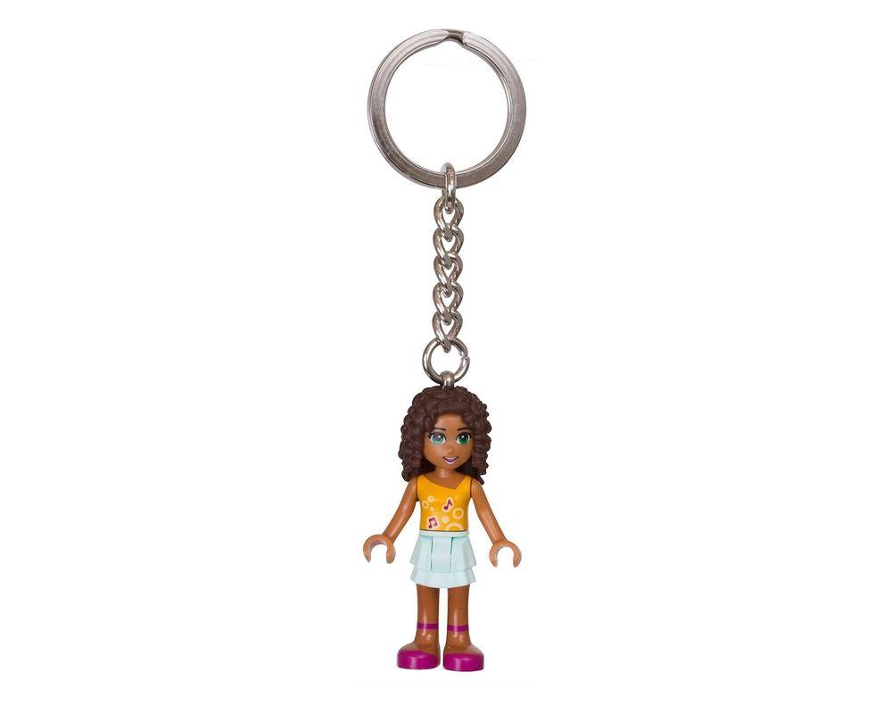 LEGO Set 853548-1 Andrea Key Chain (LEGO - Model)