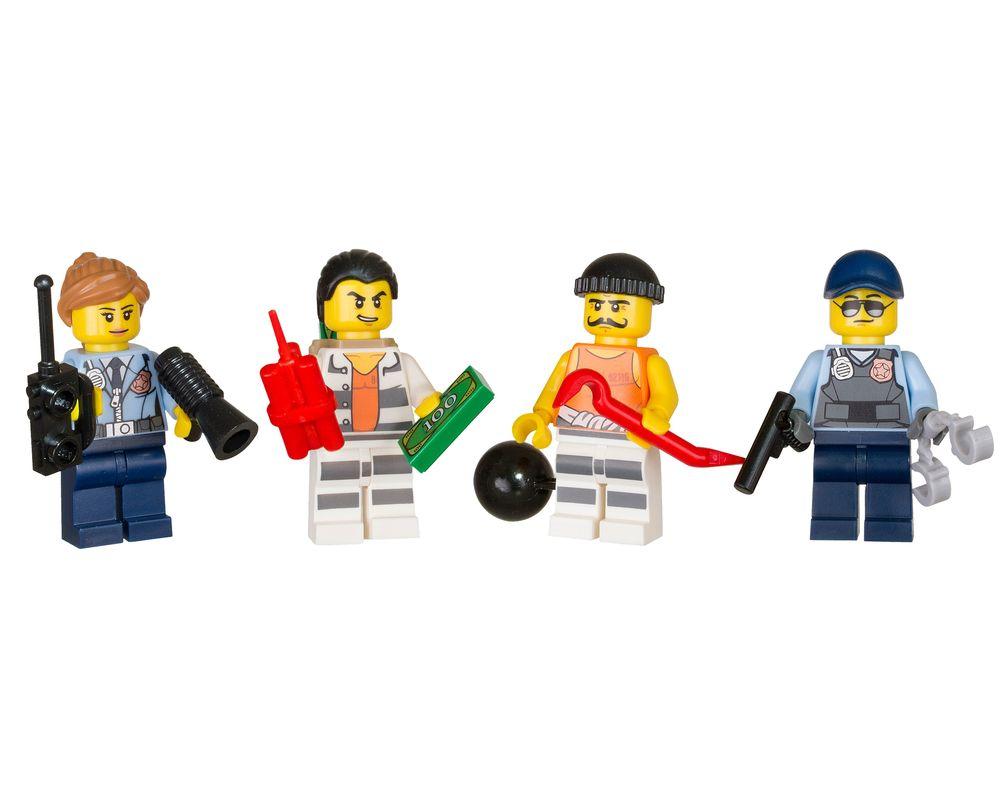 LEGO Set 853570-1 City Prison Island Accessory Pack (Model - A-Model)