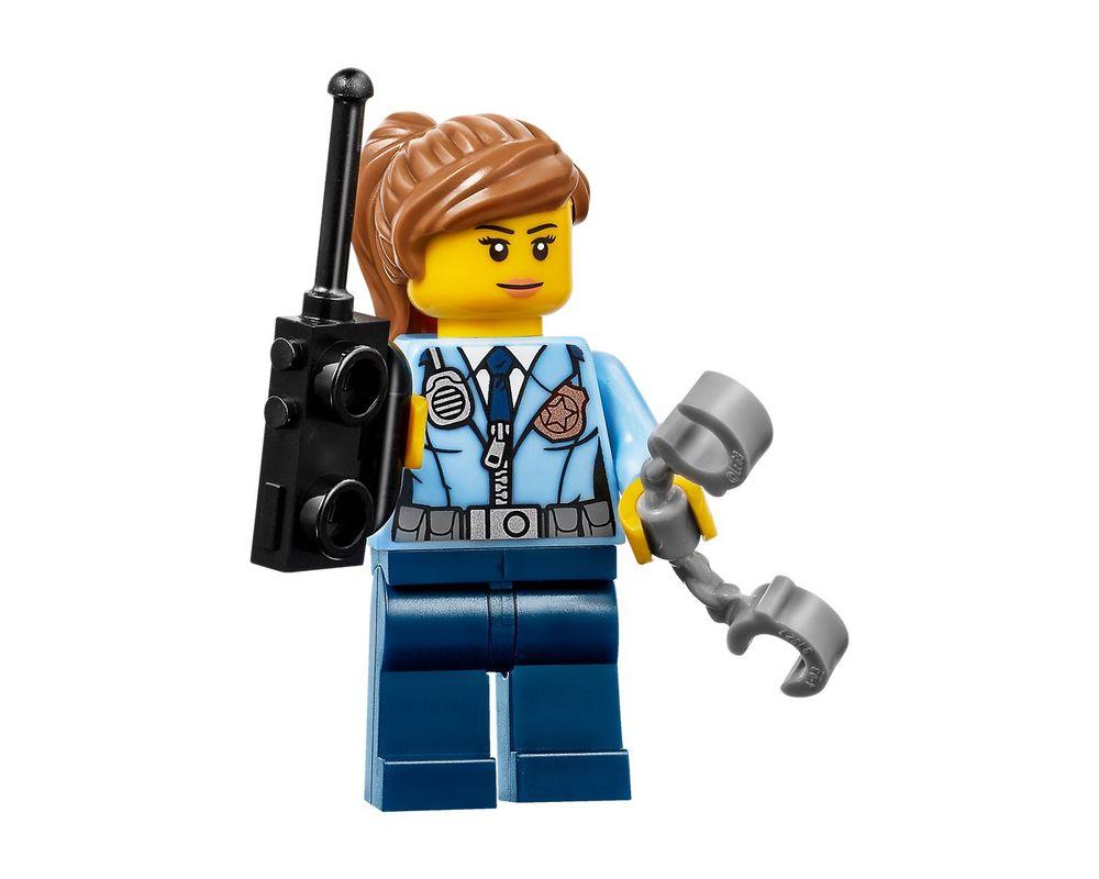 LEGO Set 853570-1 City Prison Island Accessory Pack