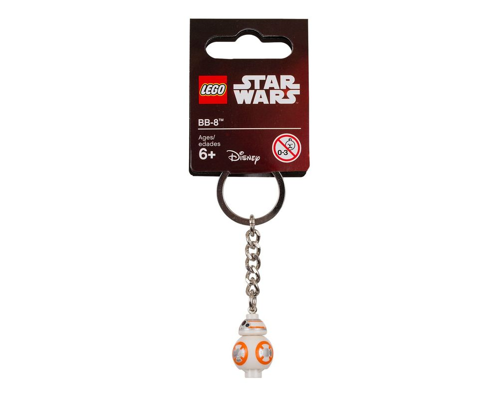 LEGO Set 853604-1 BB-8 Key Chain