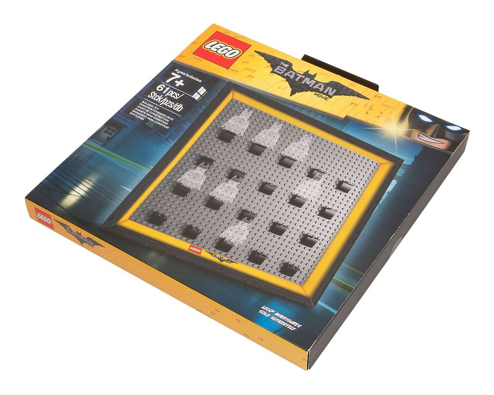 LEGO Set 853638-1 BATMAN MINIFIGURE COLLECTOR FRAME