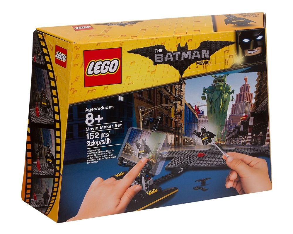 LEGO Set 853650-1 Movie Maker Set
