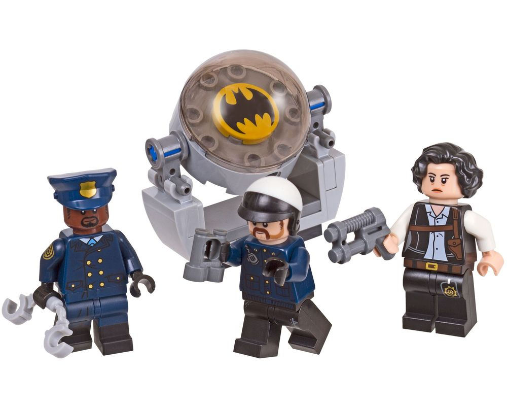 LEGO Set 853651-1 The Batman Movie Accessory Set (Model - A-Model)